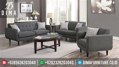 Cek Sofa Ruang Tamu sofa tamu modern minimalis sofa terbaru jepara set sofa