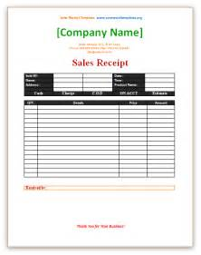 Sale Receipt Template by Sales Receipt Template Images