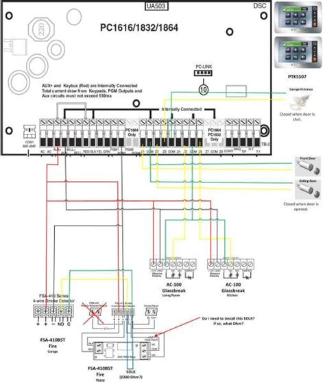 home alarm system wiring diagram home alarm systems