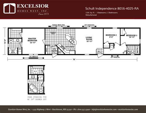 schultz home plans schult single floor plan kitchen island oakwood floor