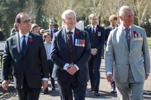 Of Wales David Mba General Management by Charles William And Harry Vimy Centenary In
