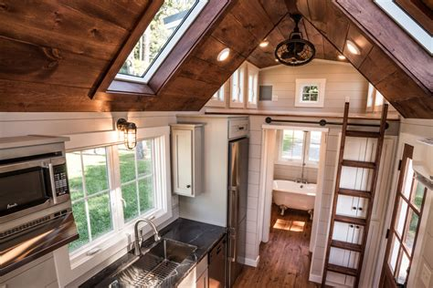 home tiny house tiny house town the ridgewood by timbercraft tiny homes