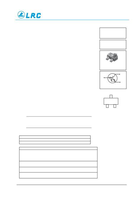 resistor manufacturing company ltd mun5115t1 datasheet pdf pinout bias resistor transistor