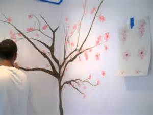 Printable Wall Murals japanese cherry blossoms by sole junkie youtube