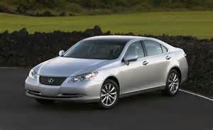 Used Lexus Es350 Car And Driver