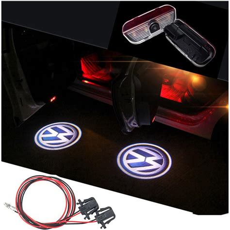 vw gti led lights door lights volkswagen led courtesy door lights