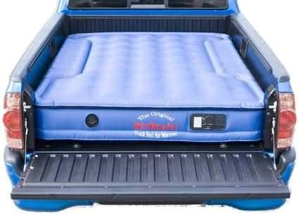 air mattress for truck bed airbedz truck bed air mattress