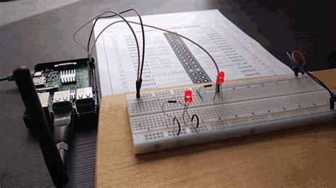 how to program led lights how to program your raspberry pi to led lights