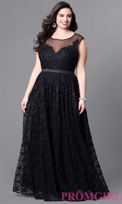 10 Designer Dresses by Plus Size Prom Dresses And Evening Gowns Promgirl Within