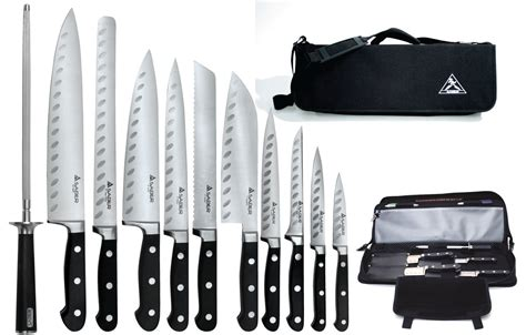 top kitchen knives set top 10 best kitchen knife sets 2018 review