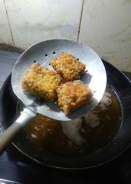 resep nugget ayam enak  sederhana cookpad