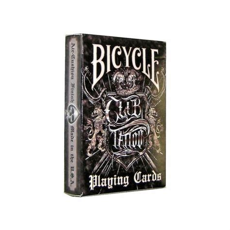 Gift Card Store Review - bicycle club tattoo playing cards store