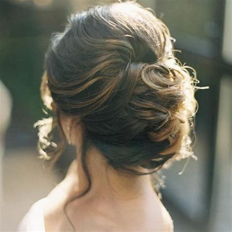 Wedding Updos For Of The 7 stunning wedding updos for every type of updo