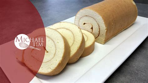 Souvenier Handuk Roll Cake Medium Size swiss roll