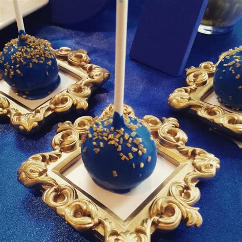 best 20 royal blue and gold ideas on pinterest prince blue and gold cake pops these were for a royal themed