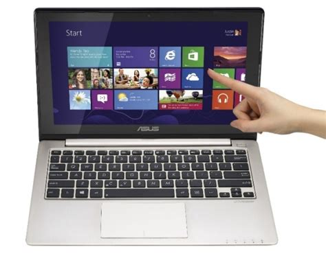 Laptop Asus Touch Screen Dan asus 11 6 quot vivobook laptop met touchscreen