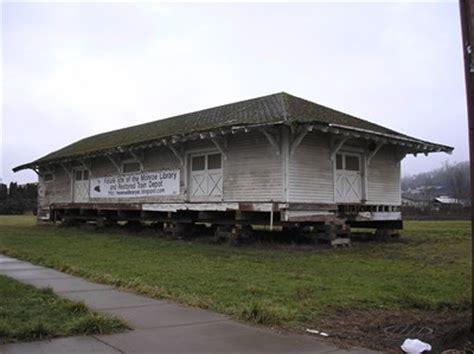 southern pacific railroad depot oregon