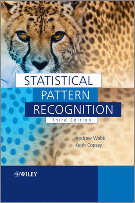 pattern recognition in ai pdf statistical pattern recognition 3rd edition by webb