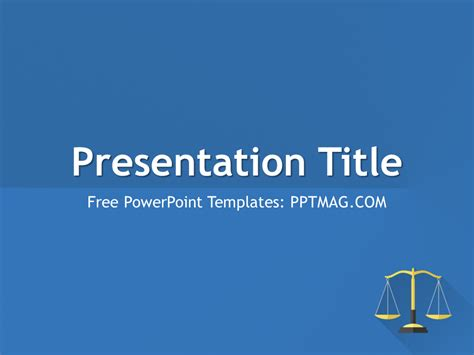 powerpoint templates free law law powerpoint template preview prezentr