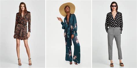 Top Model Zara Collection zara collection 233 t 233 les 30 pi 232 ces mode qu on adore