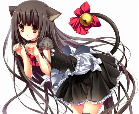 Anime Neko by Neko Wallpaper Pack Random