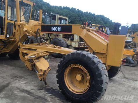 caterpillar 140h motor grader for sale used caterpillar caterpillar 140h motor grader for sale