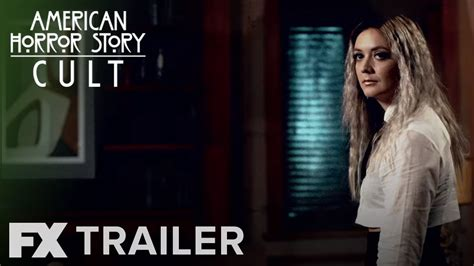 american horror story cult s official trailer is insanely horrific american horror story cult season 7 ep 11 great again trailer fx