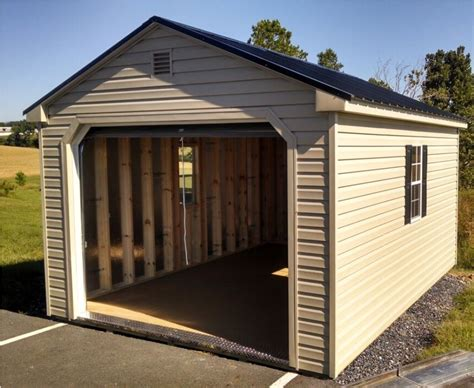 metal prefab garage for your storage prefab homes