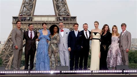 mission impossible fallout french the mission impossible fallout cast on how paris