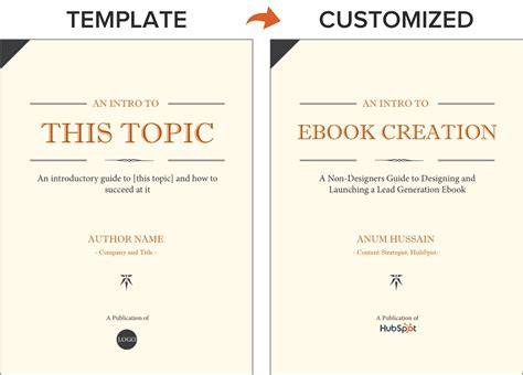 How To Write An Ebook Template how to create an ebook from start to finish 18 free