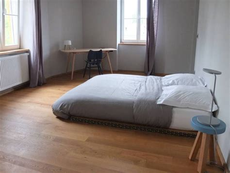 low futon bed base - Japanische Futonbetten