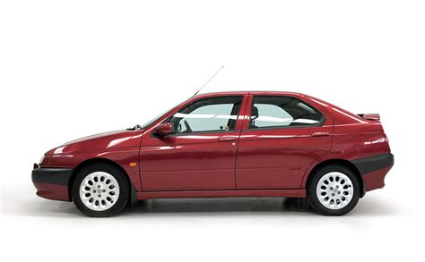 Alfa Romeo 146 by 1997 Alfa Romeo 146 Ti Cold Classics
