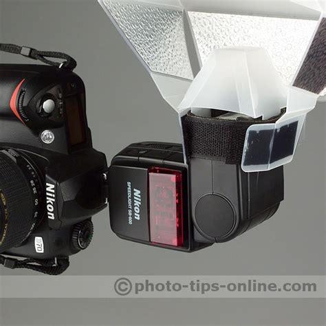 Flash Diffuser Pd 4b image gallery speedlight bounce