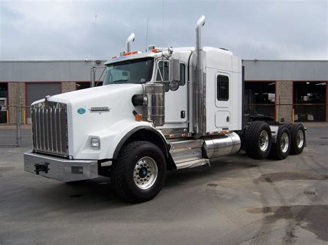 kenworth heavy trucks kenworth t800w heavy haul trucks