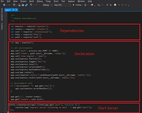 node js tutorial visual studio code javascript method vs function phpsourcecode net