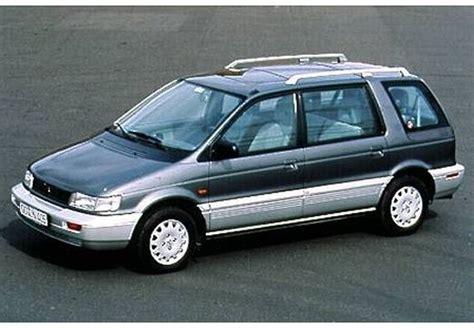 mitsubishi mpv 2000 mitsubishi space wagon minivan mpv 1991 2000 reviews