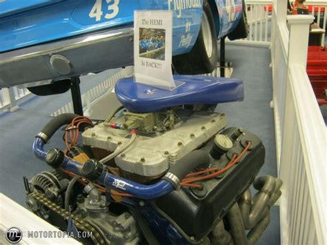 richard petty hemi from album richard petty museum by terryo this is a real hemi browse