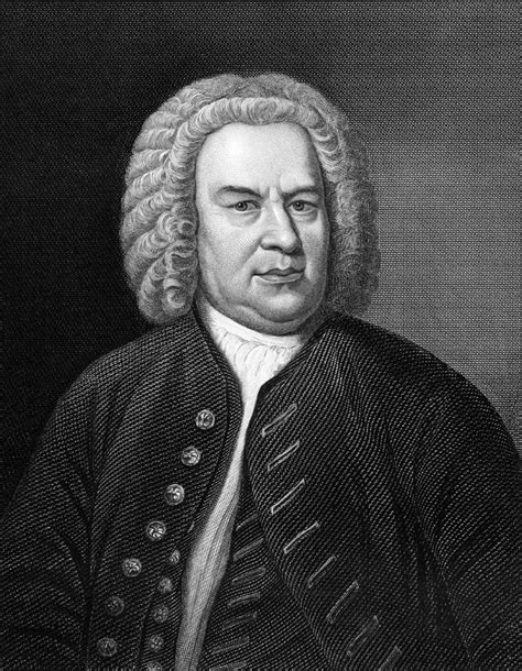 J S Bach most german composers who rocked the world