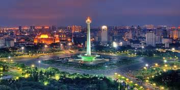 Jakarta City jakarta city wonderful indonesia
