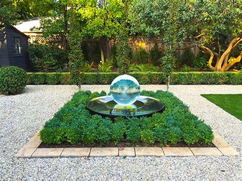 kingsbury garden designs aqualens allison armour sphere