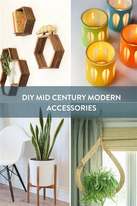 mid century modern diy 10 diy mid century modern projects to give your home some