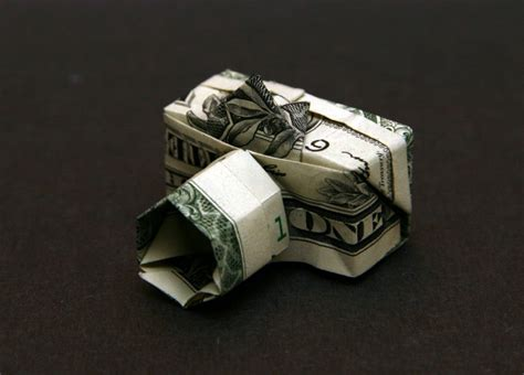 Origami With A Dollar Bill - a dollar bill origami taro s origami studio