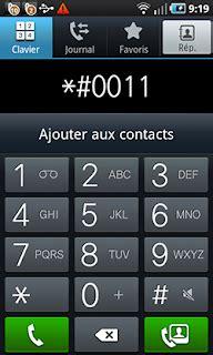 0 Samsung Code Tuto Liste Des Codes Secrets Pour Samsung E Sciences