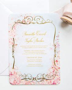 Wedding Belles Giveaway by Cherry Blossoms Wedding Invitations By