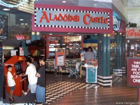 Aladdin?s Castle?s video game kingdom at Del Amo Fashion Center South Bay History