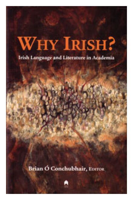 themes in irish literature why irish kellogg institute for international studies