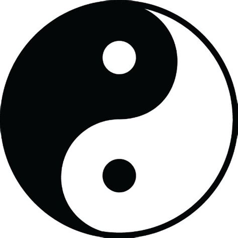 what does the yin yang symbolize yin and yang symbol