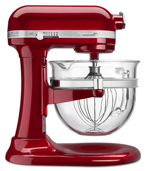 designer kitchen aid mixers kitchenaid 174 professional 6500 design series bowl lift
