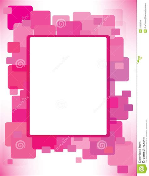 complimentary color to pink pink color background stock illustration image of square 24626748