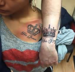 his and hers matching tattoos designs ideas and meaning
